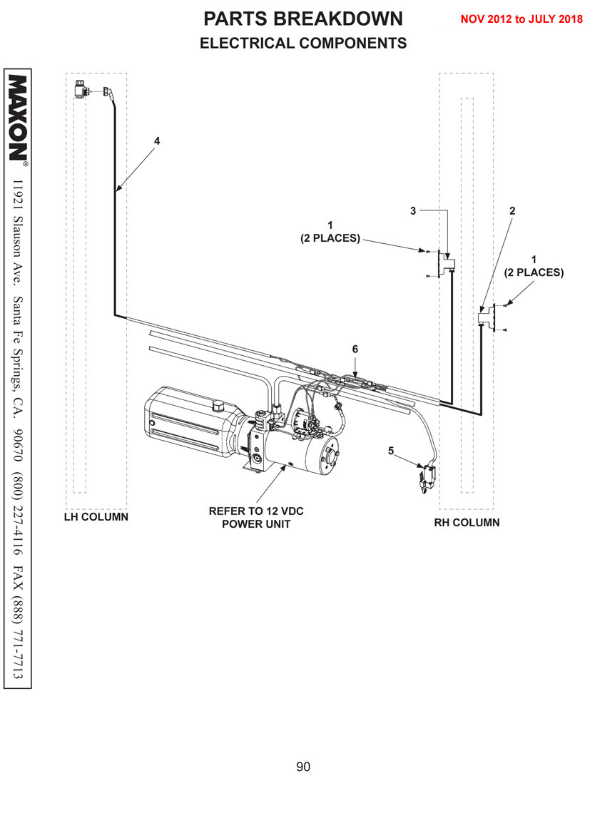 Exploded Diagram Books Maxon Bmraw 44 Wiring