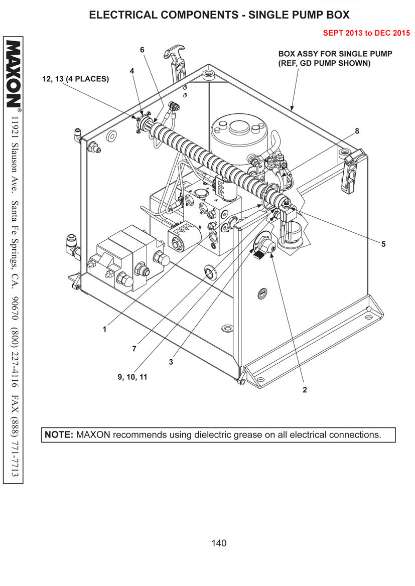 Maxon Bmraw 44 Wiring Diagram Schematic Diagrams Exploded Books Simple